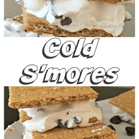 Cold S'mores {No Bake & Super Easy!}