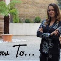 3 Ways to Wear: Zara Pajama Print suit (part 1)