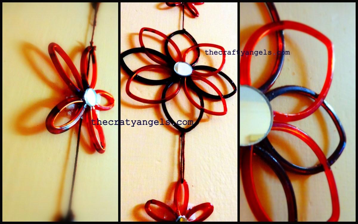 Bangle Craft Wall Hanging Tutorial #7