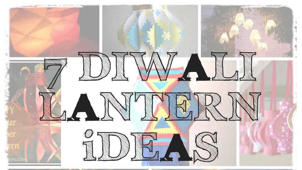 Diwali Lantern Making Tutorial #13