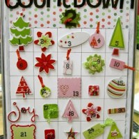 25 DIY Christmas Advent Calendar Tutorials