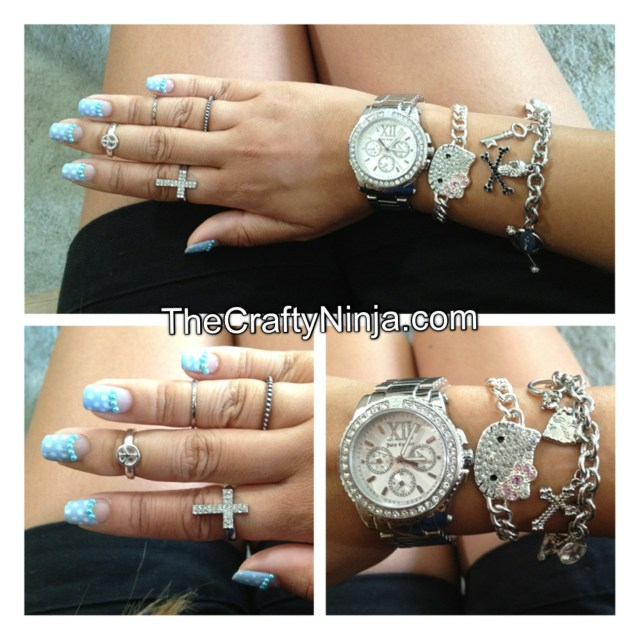 knuckle rings armparty