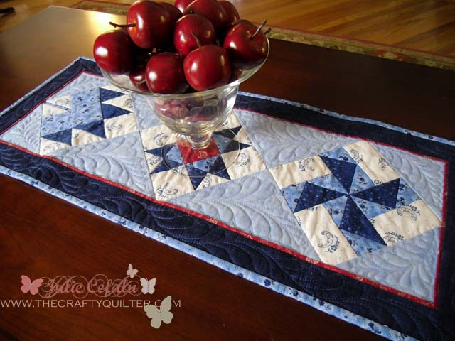 Adding a flange to your quilt