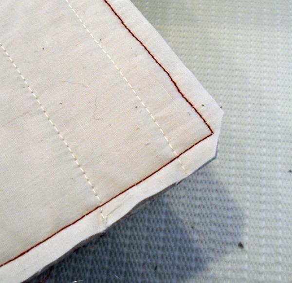 poinsettia corners clipped