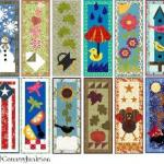 2012 Year of Mini Quilts @ Country Junk'tion