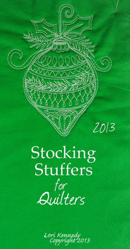 Stocking Stuffers for Quilters