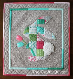 Patchwork Peter Rabbit