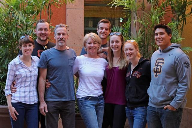Cefalu Family, San Diego, 2014