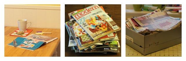 magazine stages