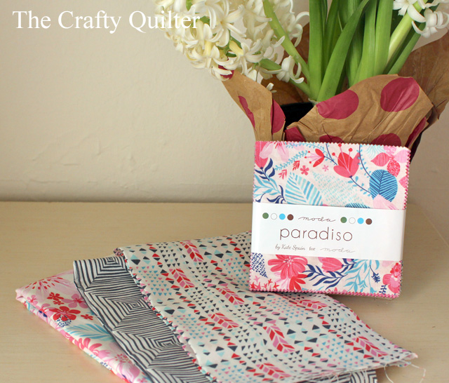 Paradiso Fabric by Kate Spain for Moda