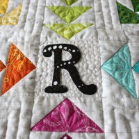 Mini quilt for Blogger's Quilt Festival