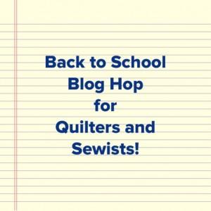 back to school blog hop