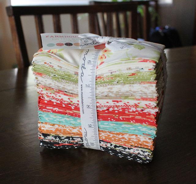 farmhouse fabric
