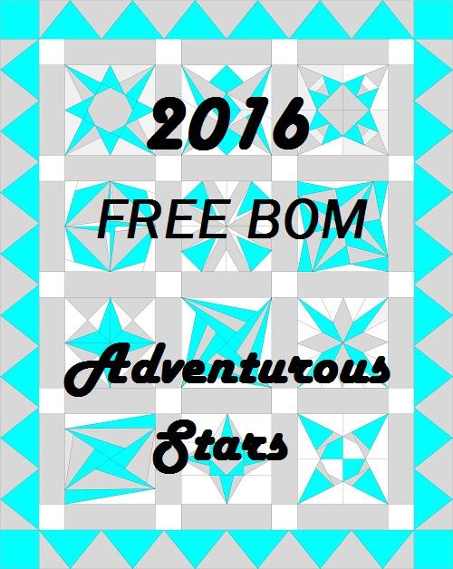 Adventurous Stars 2016 BOM image