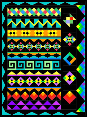 Seminole BOM from Morning Glory Designs