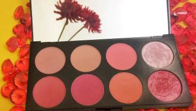 Makeup Revolution Blush Palette