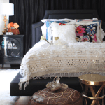 Maybe Your Room Just Needs – A Moroccan Wedding Blanket!
