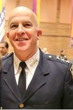 NYPD Commissioner James O'Neill by Jimgerbig via Wikipedia