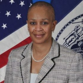 Deputy Commissioner Tracie Keesee. photo by NYPD
