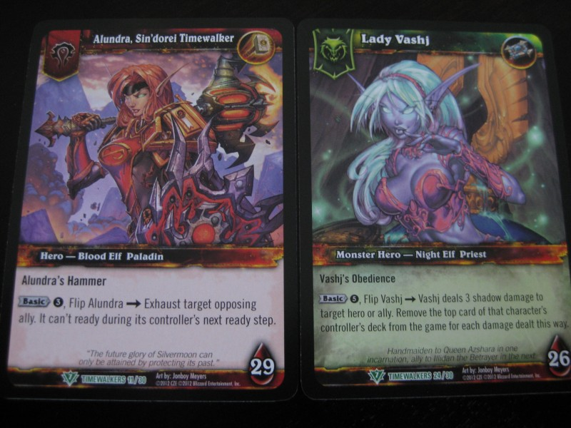 WoW TCG - War of the Ancients is here and have I got