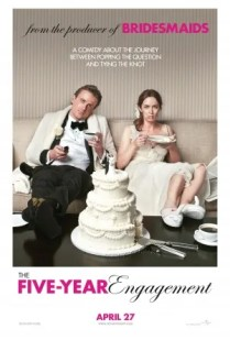 The Five-Year Engagement (2012) by The Critical Movie Critics