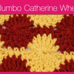 Jumbo Wheel Stitch + Video Tutorial