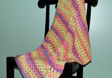 Crochet Magic Baby Blanket + Tutorial