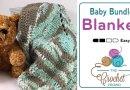 Crochet Baby Bundle Blanket + Tutorial