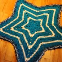 Crochet Super Star Afghan