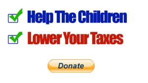 tax deductable donations