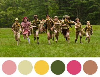 Fotograma de Moonrise Kingdom (2012).