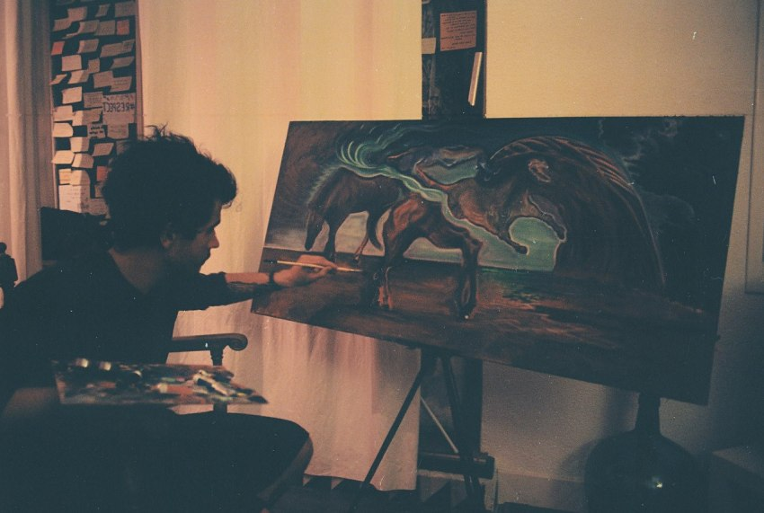 pintando Arte
