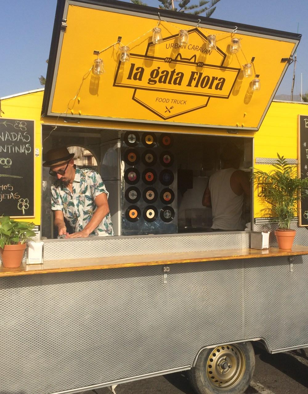 La Gata Flora Foodtruck