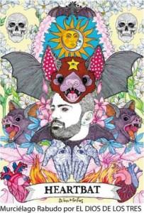 Murciélago Rabudo, por El Dios de los Tres (Biobarna)
