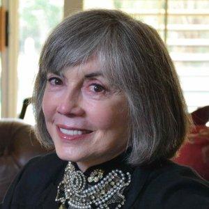 Anne Rice, foto de perfil de su cuenta oficial en Twitter