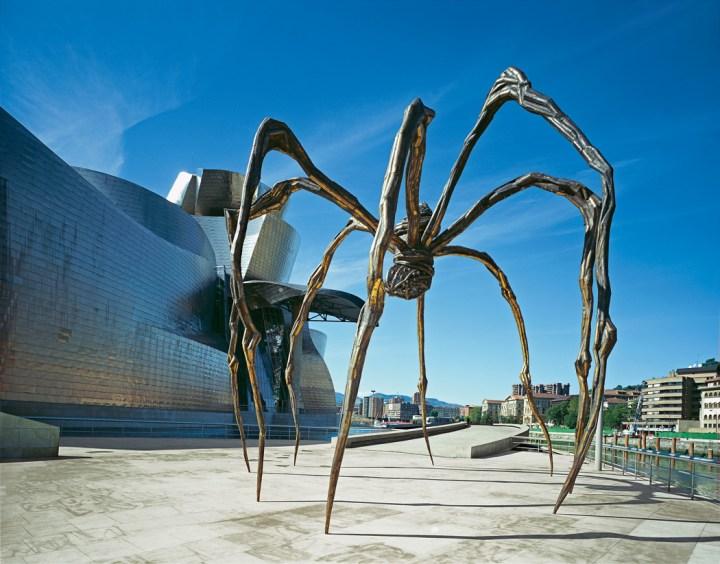Mamá (1999). Museo Guggenheim Bilbao