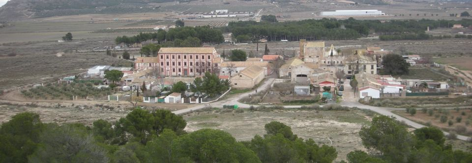 Vista aérea Colonia de Santa Eulalia.