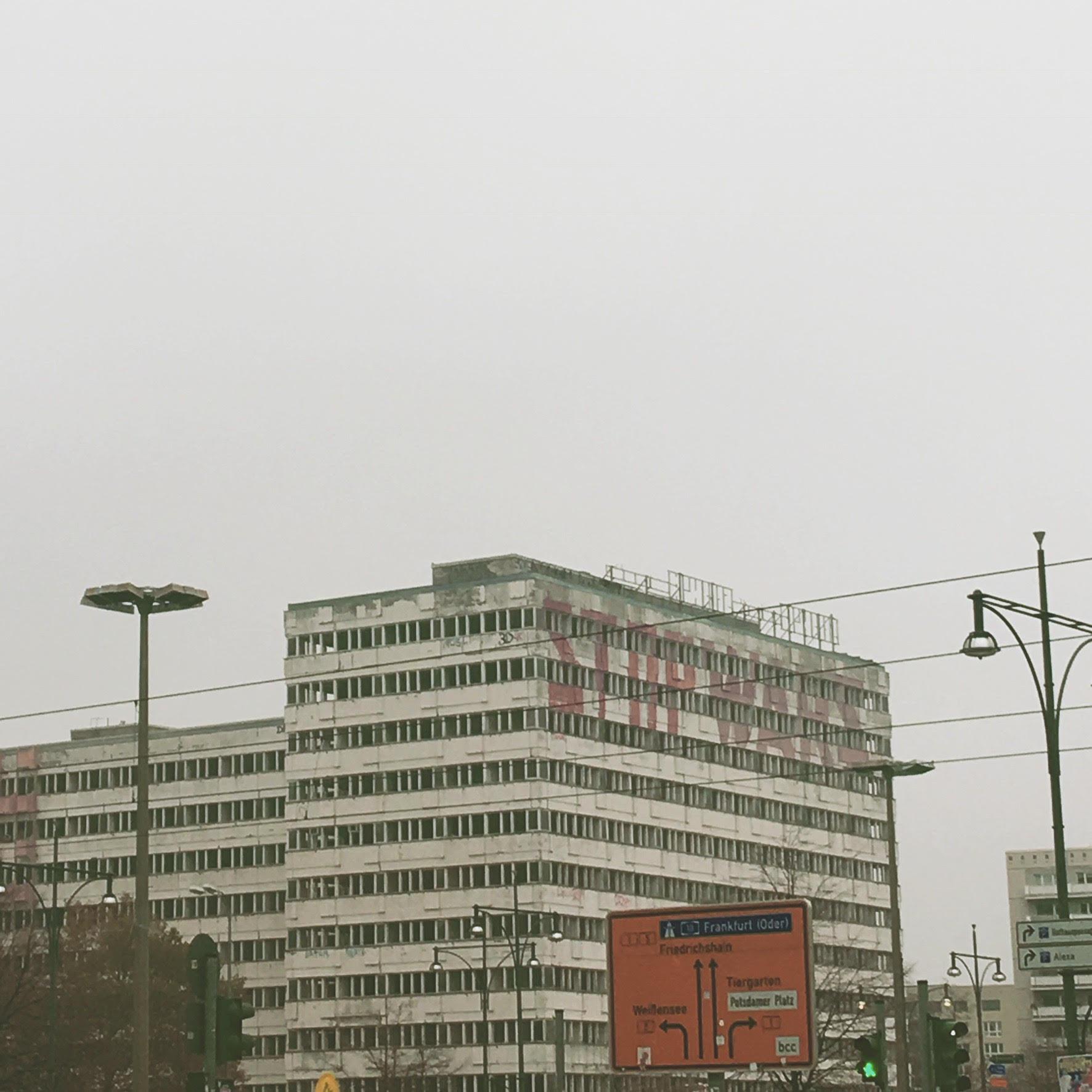 Viaje a Berlín, 2018. Foto: Laura Sánchez.