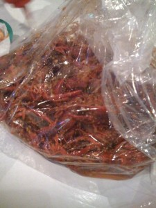 Crawfish at Boiling Crab