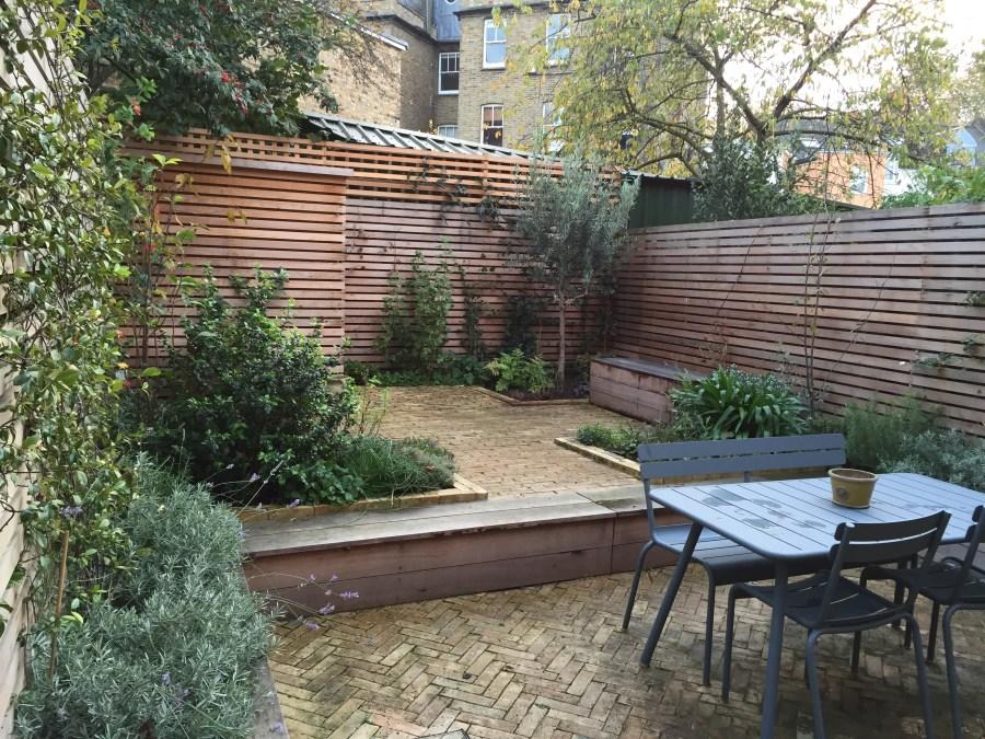 Garden in Highbury #1