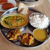 Lunch in Assam, dinner in Orissa
