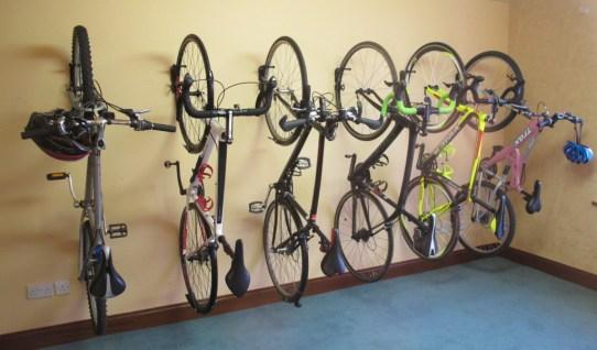 Dingle Skellig Bike Storage Room