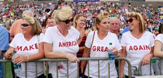 """Women Supporters Form """"Pussies For Trump!"""""""