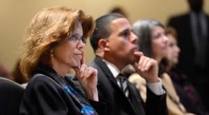 Brown at health exchange hearing