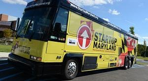Startup Maryland announces 2015 bus tour