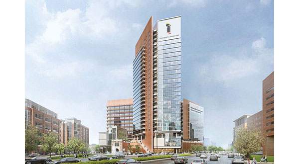 UMB plans BioPark high-rise apartments
