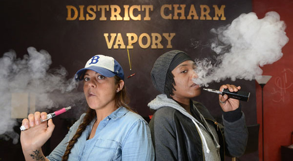 Proposal fires up 'vaping' advocates