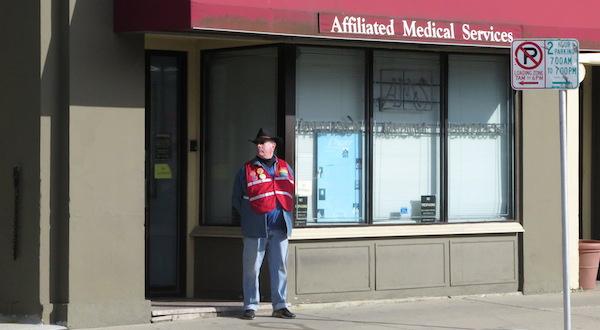 Judge, doctor clash in Wisconsin abortion case