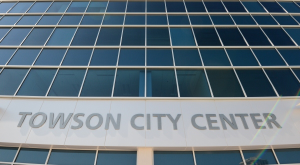 Towson key to countywide commercial revitalization