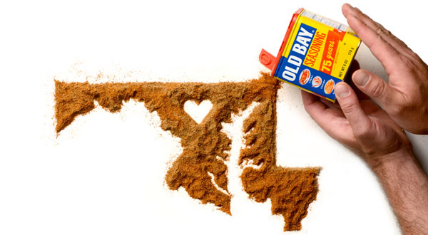 The state of Old Bay